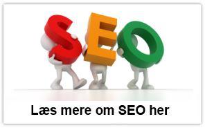 Her p� siden er mere information omkring hvad SEO er og hvad SEO kan g�re for din virksomheds synlighed p� internettet.